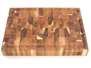 Hardwood Chef Premium Thick Acacia Wood Cutting Board