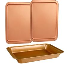 CopperKitchen Original Cookie Sheet & Roasting Tray